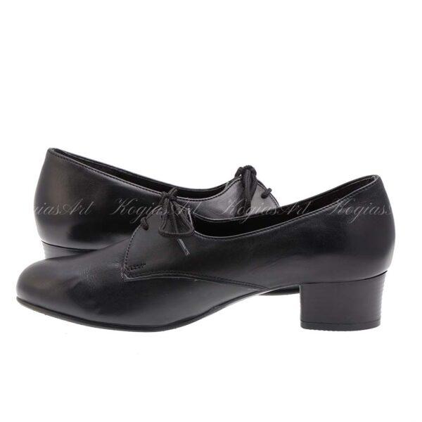 KogiasArt Γυναικεία Δετά Παπούτσια Χορού με Τακούνι 3.5cm