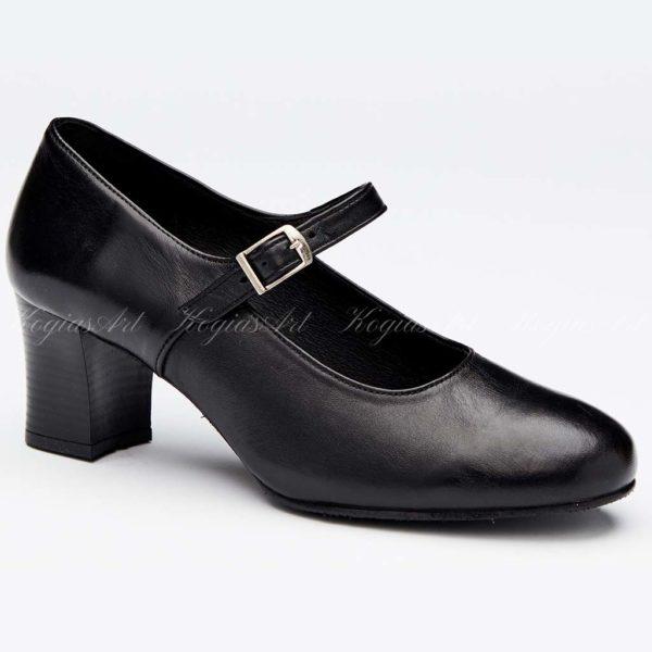 Γυναικεία Παπούτσια Χορού με Μπαρέτα & Τακούνι 5.5cm
