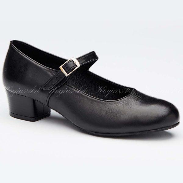 Γυναικεία Παπούτσια Χορού με Μπαρέτα & Τακούνι 3.5cm