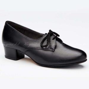 Γυναικεία Δετά Παπούτσια Χορού με Τακούνι 3.5cm